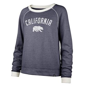MD25-Cal Bears W Pullover Crew Neck