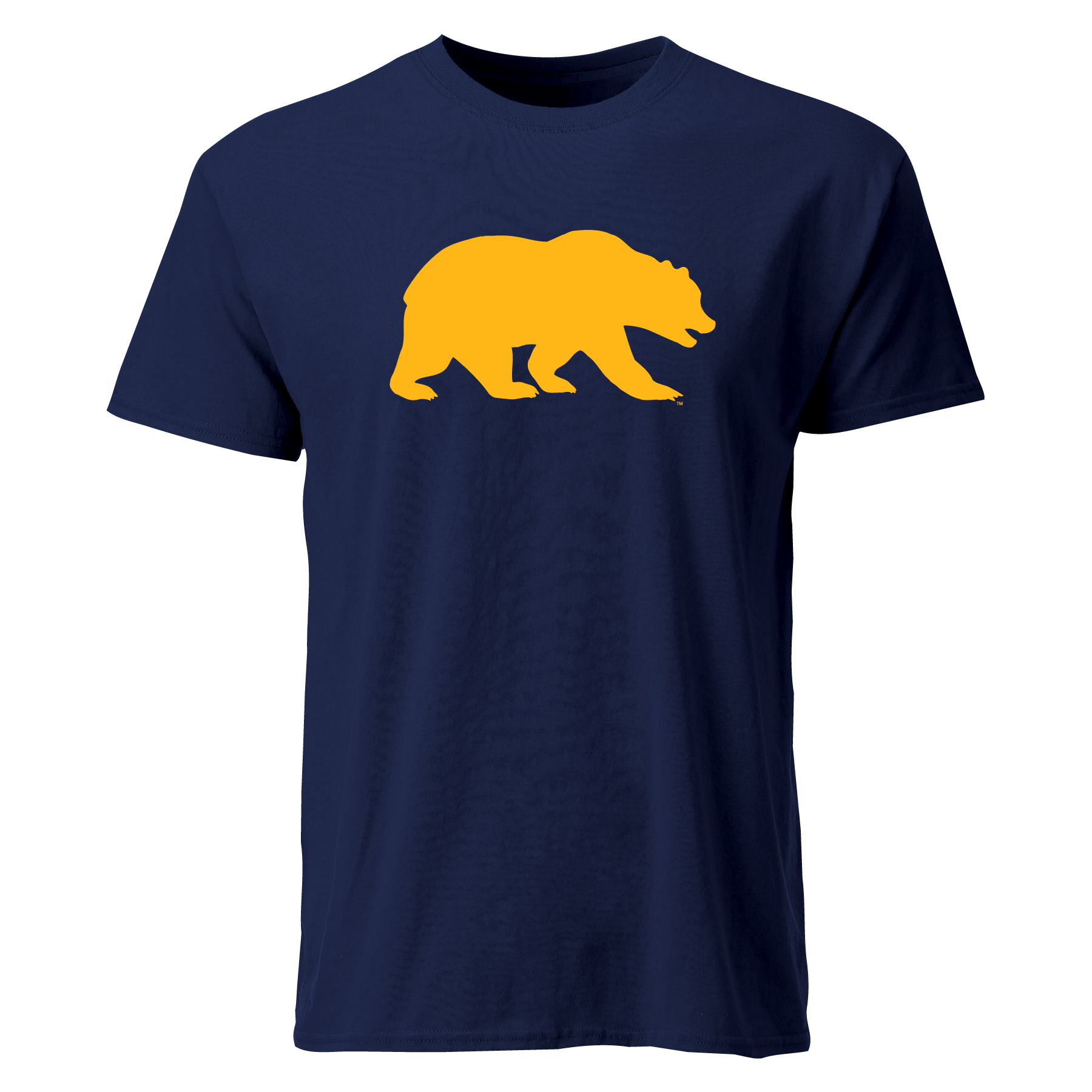 Cal Bears M SS Tee Walking Bear