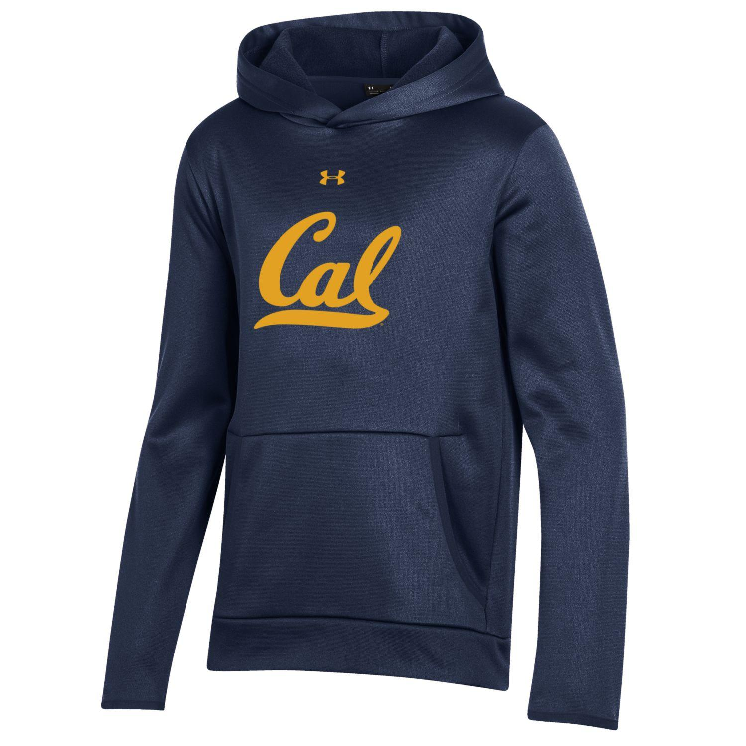 Cal Bears Youth F20 Armour Fleece Hood