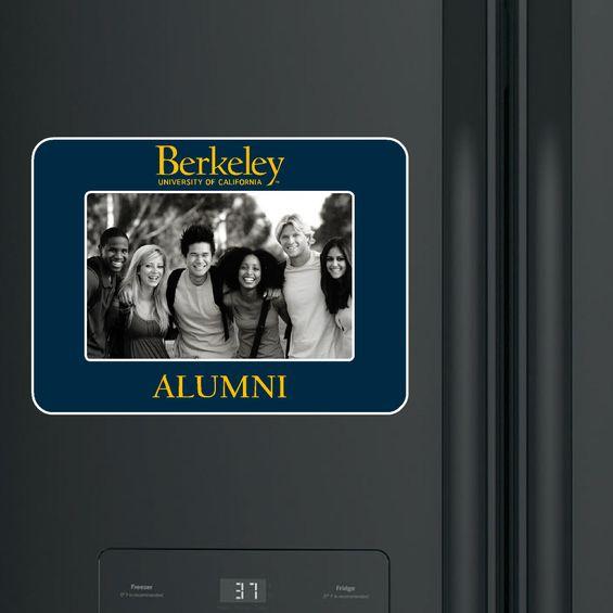 Frame a Fan Magnet UC Berkeley Alumni