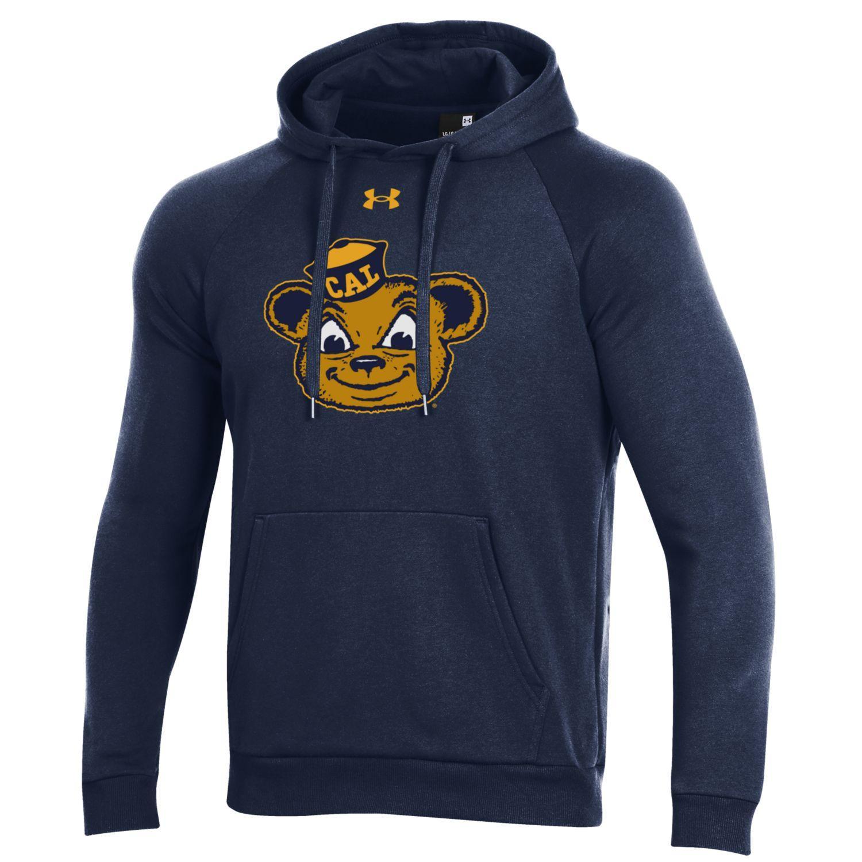 Cal Bears Under Armour M All Day Oski Hood