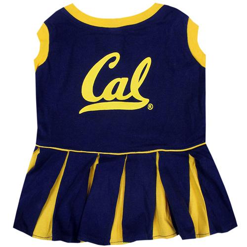 Cal Bears Pet Cheerleader Dress