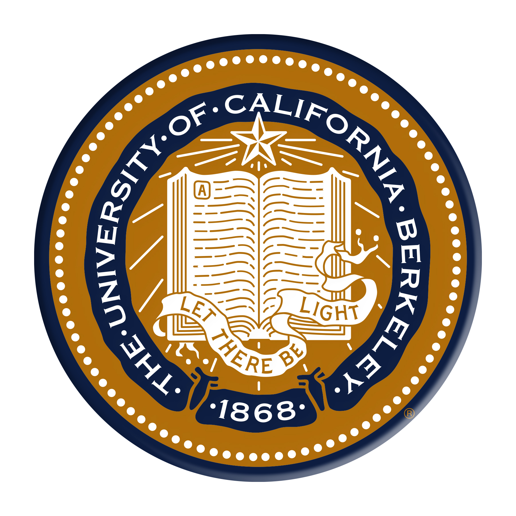 3.5in Round Magnet School Seal