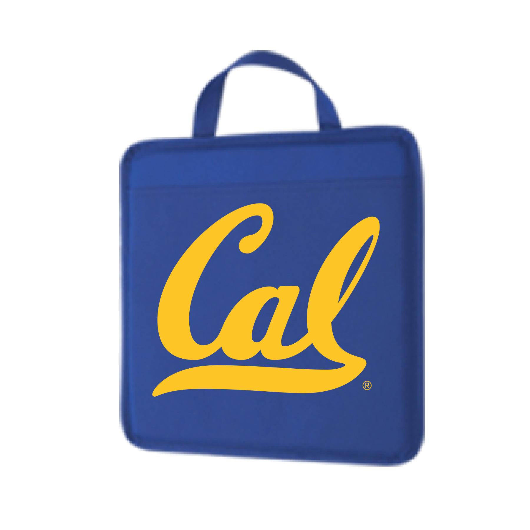 Cal Bears Seat Cushion Cal Logo