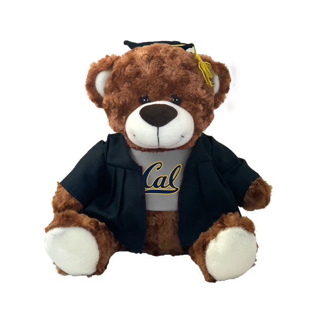 Cal Bears Bella Grad Bear