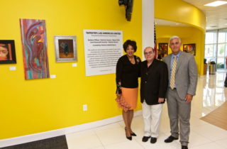BB AMERICAS PRESENTS TAPESTRY, LAS AMERICAS UNITED EXHIBITION
