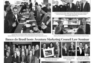 Banco do Brasil hosts Aventura Marketing Council Law Seminar