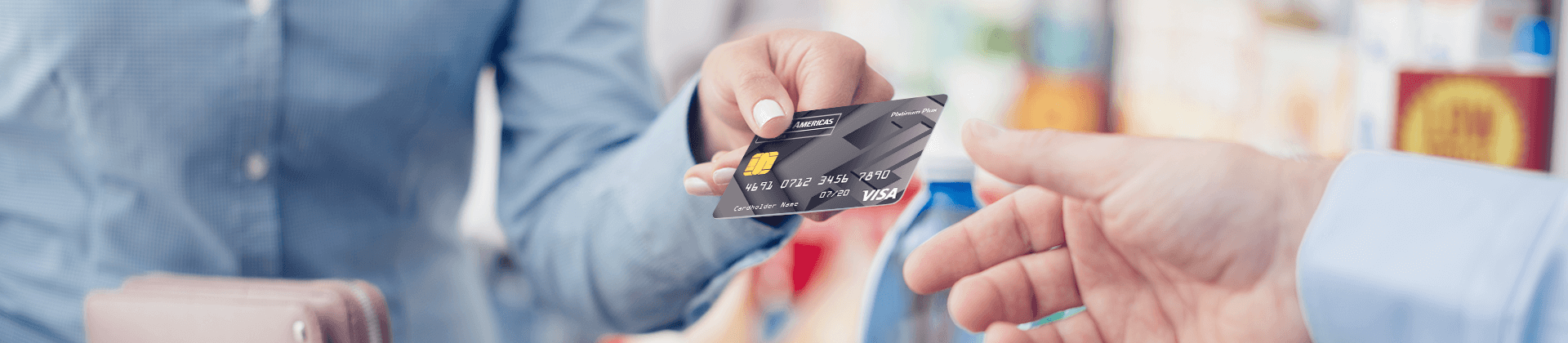 Secured Credit Cards for International Clients