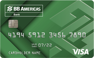 BB Americas Bank Visa® Debit Card