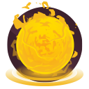 Sunspot: Summons a Sunspot that does 40 damage a second to nearby enemies and 33 healing to allies at the cost of its own health. Up to 2 Sunspots can be active at once. Cooldown: 8 Seconds