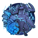 Hedronic Collector: Attikus gains 1 charge per kill (5 for major enemies) up to a maximum of 5. While Fully Charged the next skill use consumes all charges for an added effect.