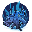 Hedronic Eruption: Attikus hurls 10 shockwaves of energy over 5 seconds that each deal 84 damage. Fully Charged: Enemies are also slowed. Cooldown: 70 Seconds