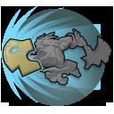 Boldurdash: Boldur dashes forward, dealing 133 damage and pushing back enemies. Rune Power: Targets take an extra 25% damage, as well as 12 damage per second. Cooldown: 15 Seconds