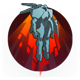 Aerial Assault: After a brief charge, Caldarius launches into the air. Activate the skill again to land at a targeted location, dealing 334 damage. Cooldown: 60 Seconds