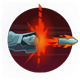Flashbang: Fires a grenade that deals 134 damage and blinds enemies for 1 second. Cooldown: 24 Seconds