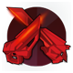 TMP and Energy Blade: Caldarius' rapid-fire TMP and wrist-mounted Energy Blade are devastating weapons at closer ranges.
