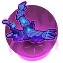 Dragon Splash: El Dragón leaps into the air and falls back down, dealing 200 damage to nearby enemies. En Fuego: Stuns all enemies damaged. Cooldown: 16 Seconds