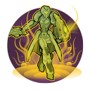 Corruption: Attacking and using skills accelerates Galilea's Corruption, which deals up to 20 damage per second and steals health from nearby enemies.