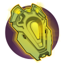 Sentinel's Greatshield: Galilea's secondary attack raises her Greatshield, absorbing up to 1000 damage at the cost of agility.