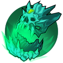 Chomp: Bite an enemy, dealing 67 damage plus 15% of their max health up to 500. If the target is killed, Kelvin gains permanent health. Instantly kills minor enemies. Cooldown: 5 Seconds