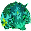 Ice Form: Kelvin's dense crystalline ice shape is exceptionally durable, allowing him to soak up damage for his team.