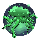 Fungus Among Us: Deploys a mushroom with 428 health that creates an area of effect lasting 45 seconds. Allies gain 75 health per second while in range. Cooldown: 60 Seconds