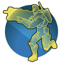 Stealth Generator: Activate a cloaking device obscuring Oscar Mike from view and radar detection for 9 seconds. Attacking or using a skill cancels the effect. Cooldown: 20 Seconds