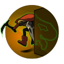 Corner Sneak: Pendles' cloak activates when out of line-of-sight of enemies. Pendles' movement speed increases while cloaked, but decreases while uncloaked.