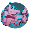 UPR H8-MS Custom Railgun: Toby's powerful Railgun can be charged, dealing increased damage at higher charge levels.
