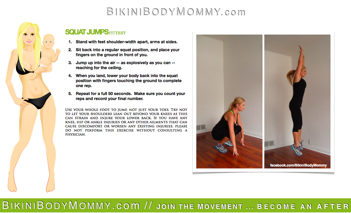 Bikini Body Mommy 90 Day Challenge