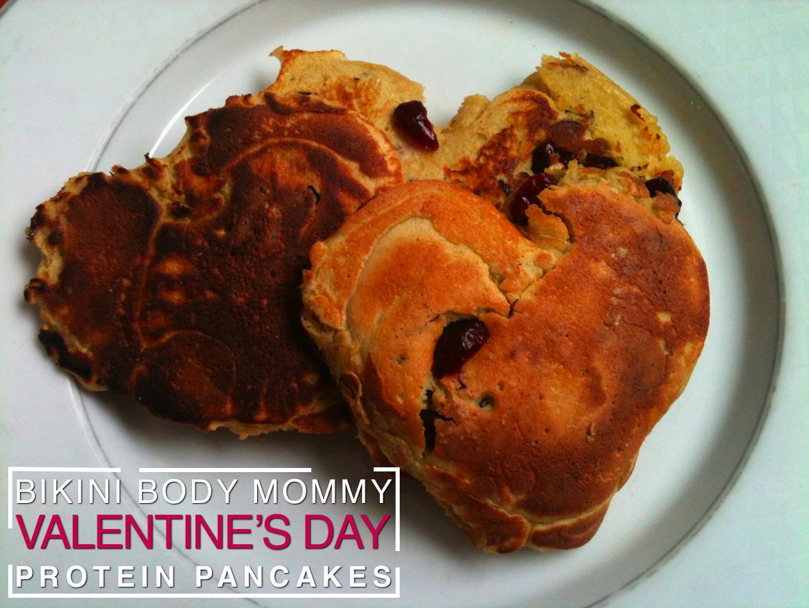 Bikini Body Mommy Protein Pancakes