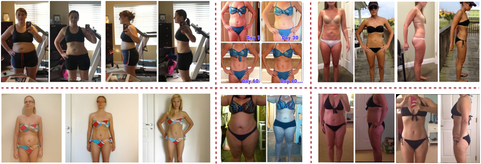Bikini Body Mommy Success stories