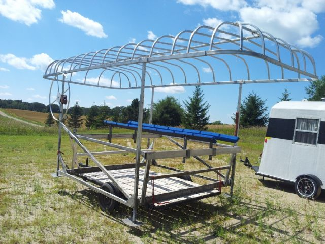 Shoremaster Boat Lift With 20 Foot Canopy Carlos Mn 56319