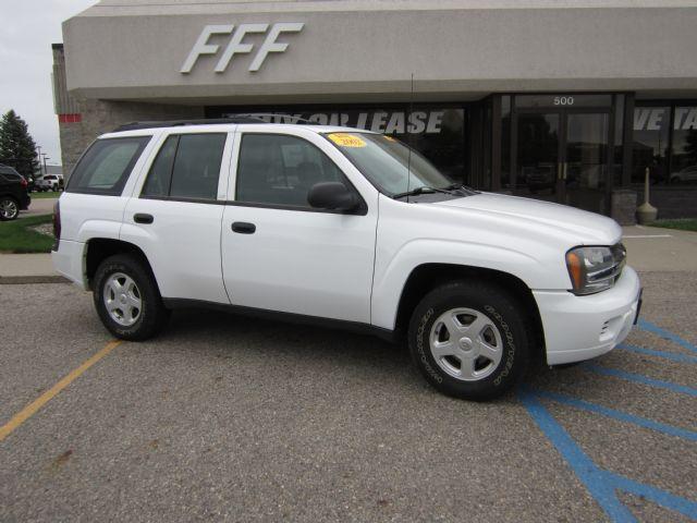 2002 Chevrolet TrailBlazer Fargo ND