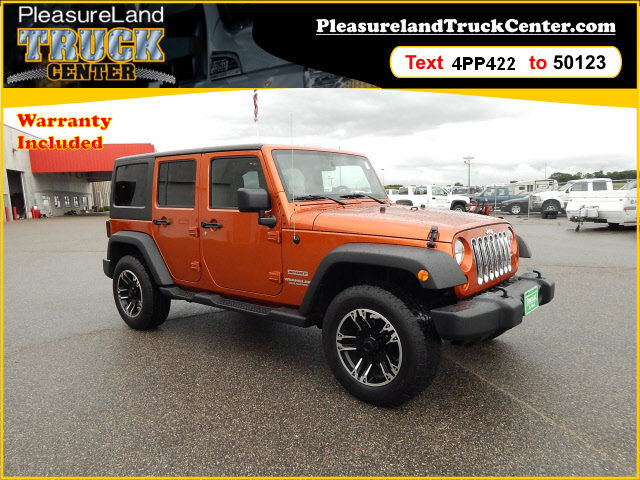 2011 Jeep Wrangler Unlimited Sport St cloud MN