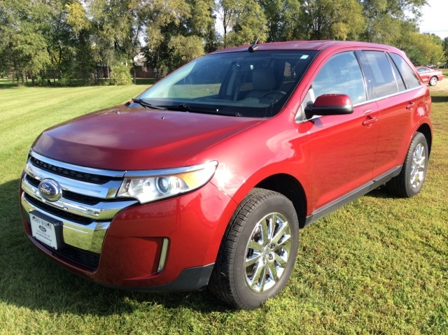 2013 Ford Edge LIMITED AWD Sauk Centre MN
