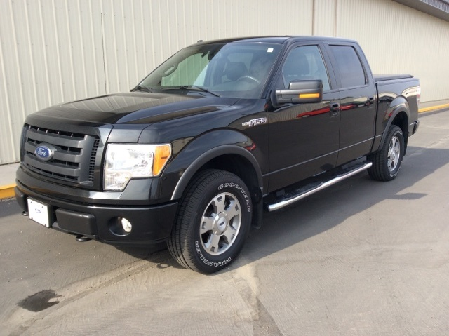 2010 Ford F-150 4D SuperCrew 4WD Sauk Centre MN
