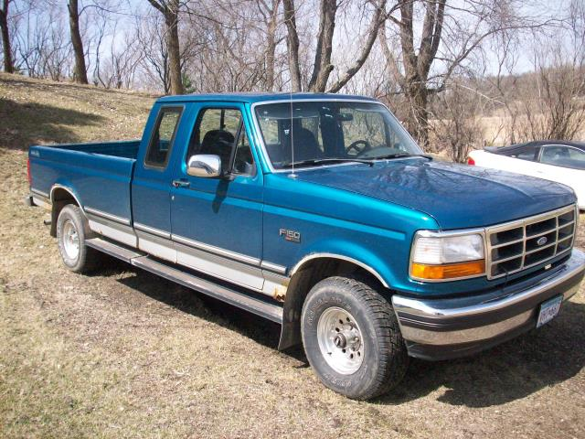 1993 Ford F-150 Super Cab Northland Edition Alexandria MN