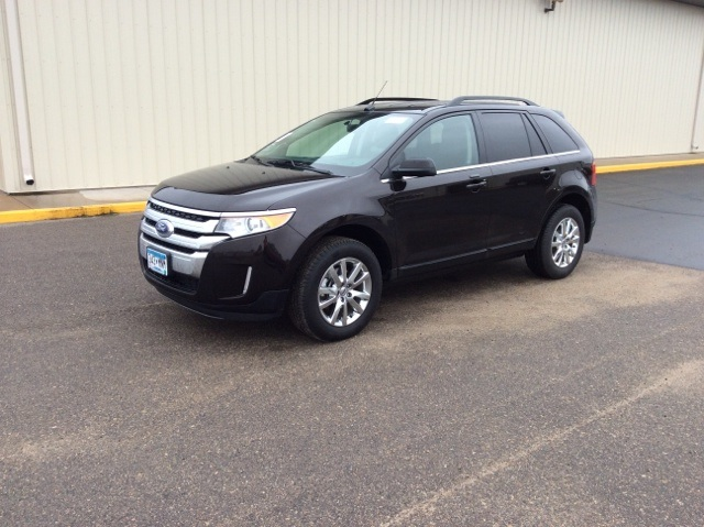 2014 Ford Edge 4D Sport Utility AWD Limited Sauk Centre MN