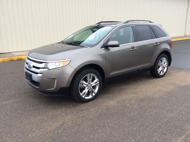 2013 Ford Edge 4D Sport Utility AWD Limited Sauk Centre MN