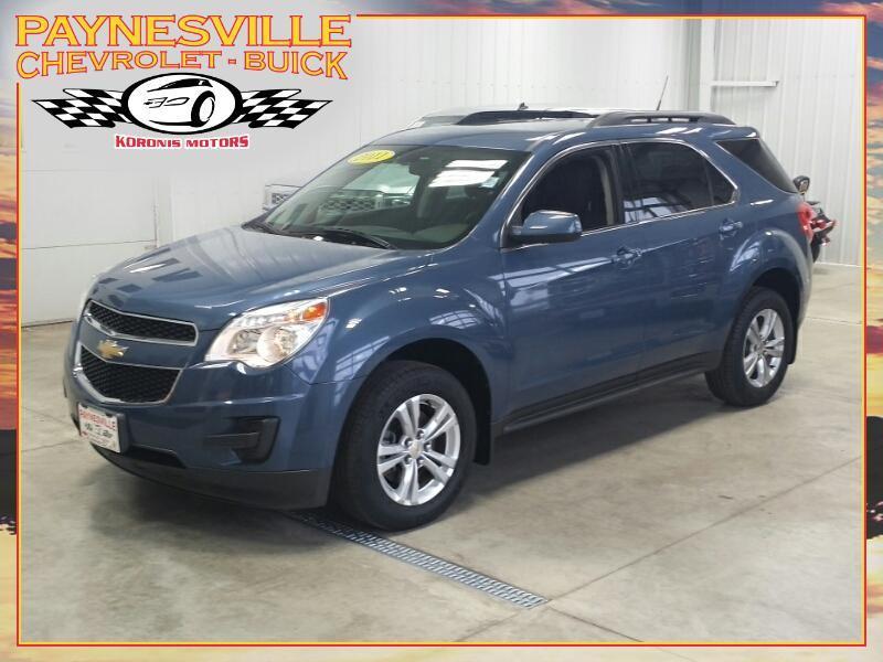 2011 Chevrolet 1LT Paynesville MN