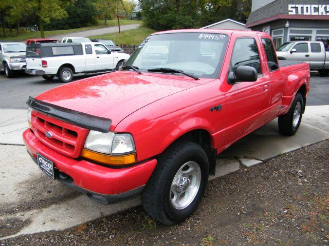 1999 Ford Ranger Fergus Falls Mn 56537