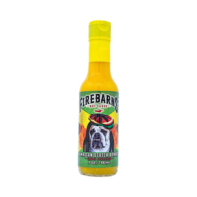 Photo de Sauce Firebarns Jamaican Scoth Bonnet Vue 1