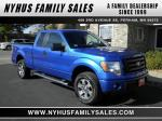 2012 Ford 4WD SuperCab 145 STX Perham MN
