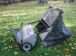 Tow behind Lawn Sweeper Alexandria MN