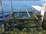 2012 ShoreMaster (Cantilever) Boat Lift - Model 40 Alexandria MN