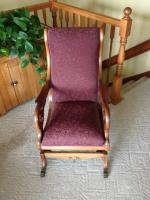 Early 1900s Rocking Chair Alexandria MN
