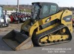 2009 Cat 279C Compact Track Loader Alexandria MN