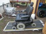 Used Pride Mobility Jazzy 1170 X L Plus, heavy dut Alexandria, MN