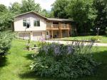 Beautiful Country home on 20 wooded acres w/ ponds Garfield MN